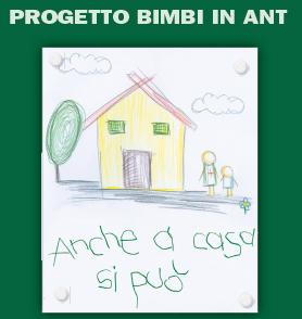 Progetto Bimbi in ANT