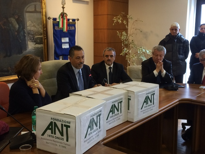 ANT-30000 firme potenza